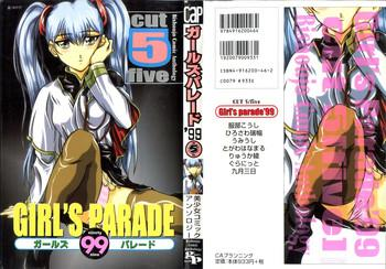 girl x27 s parade 99 cut 5 cover