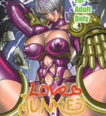 love junkie 1 cover