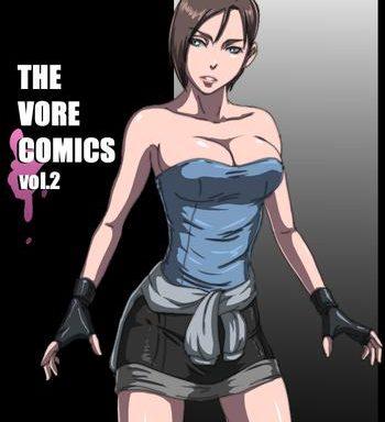 the vore comics vol 2 cover