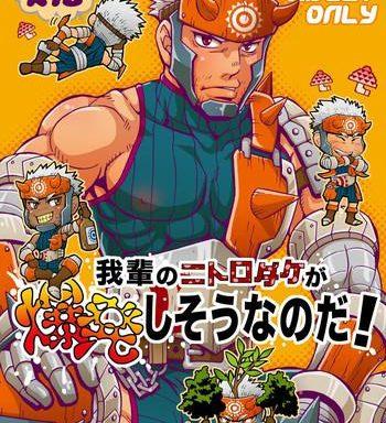 wagahai no nitro dake ga bakuhatsushi souna noda cover
