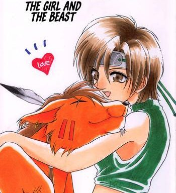 shoujo to yajuu the girl and the beast cover