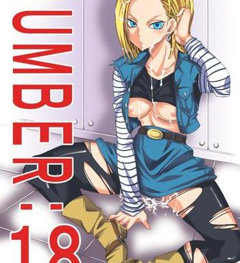 number 18 cover 1