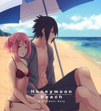 honeymoon beach cover