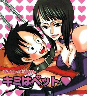 kimi wa pet cover