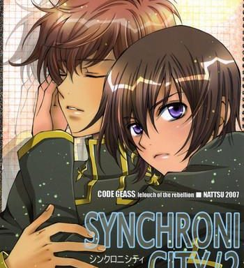 synchroni city ii cover