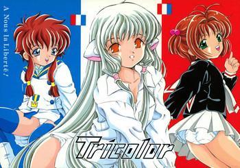 tricolor cover